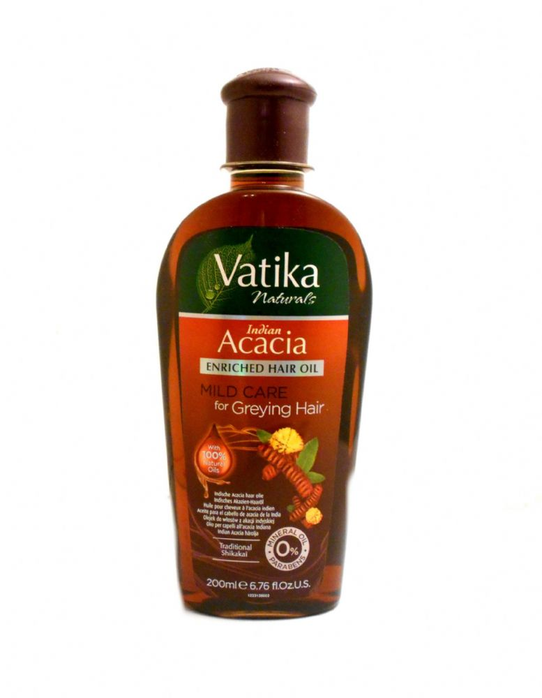 Dabur Vatika Indian Acacia Shikakai Enriched Hair Oil